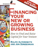Financing Your New Or Growing Business
