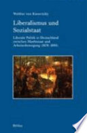 Liberalismus und Sozialstaat