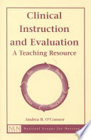 Clinical Instruction And Evaluation
