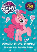 Pinkie Pie's Party Sticker and Activity Book