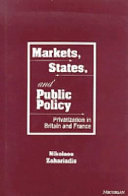 Markets, States, and Public Policy