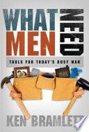 What Men Need