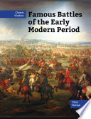 Famous Battles Of The Early Modern Period