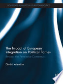 The Impact of European Integration on Political Parties