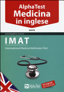 Alpha Test. Medicina in inglese. IMAT