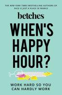 download ebook when\'s happy hour? pdf epub