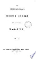 the church of england sunday school quarterly magazine