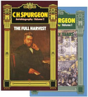 Spurgeon Autobiography : its record of god's grace. through...