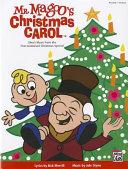 Mr  Magoo s Christmas Carol