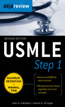 Deja Review USMLE Step 1  Second Edition