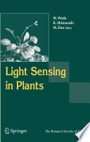 Light Sensing in Plants As Environmental Signals They Are Capable