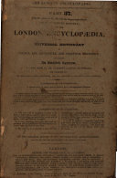 download ebook the london encyclopaedia, or, universal dictionary of science, art, literature, and practical mechanics, by the orig. ed. of the encyclopaedia metropolitana [t. curtis]. pdf epub