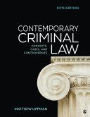 download ebook contemporary criminal law pdf epub