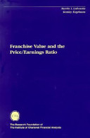 Franchise Value and the Price Earnings Ratio
