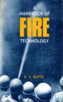 Handbook of Fire Technology
