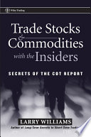 Trade Stocks and Commodities with the Insiders Book PDF