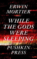 While The Gods Were Sleeping book