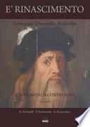 E    RINASCIMENTO Leonardo Donatello Raffaello    capolavori a confronto