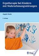 Ergotherapie bei Kindern mit Wahrnehmungsst  rungen