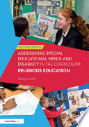 Addressing Special Educational Needs and Disability in the Curriculum  Religious Education