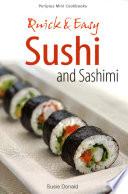 Mini Quick   Easy Sushi and Sashimi