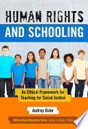 Human Rights and Schooling