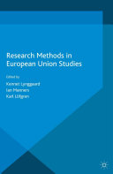 Research Methods in European Union Studies