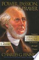 Power  Passion    Prayer