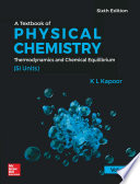 A Textbook Of Physical Chemistry