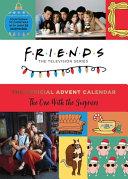Friends The Official Advent Calendar