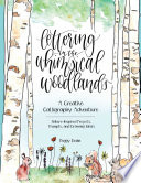 Hand Lettering in the Whimsical Woodlands
