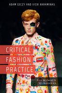 download ebook critical fashion practice pdf epub