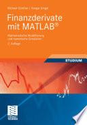 Finanzderivate mit MATLAB