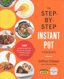 Book The Step by Step Instant Pot Cookbook