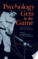 Psychology Gets in the Game Recognized Discipline Until The 1960s Pioneering