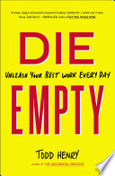 Die Empty Book PDF
