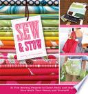 Sew   Stow