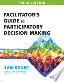 Facilitator S Guide To Participatory Decision Making