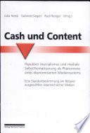 Cash und Content