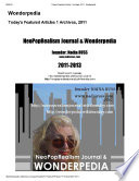 Wonderpedia of NeoPopRealism Journal  Today s Featured Articles  2010 2013