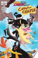 Super Secret Crisis War!: Cow & Chicken #1