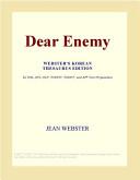 Dear Enemy  Webster s Korean Thesaurus Edition