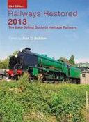 Railways Restored 2013