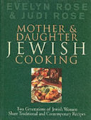 Mother and Daughter Jewish Cooking