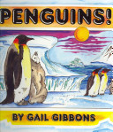 Penguins  With Paperback Book