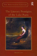 download ebook the literary protégées of the lake poets pdf epub
