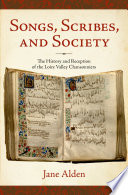 Songs Scribes And Society