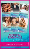 Medical Romance August 2016