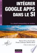 Int  grer Google Apps dans le SI
