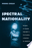 Spectral Nationality book